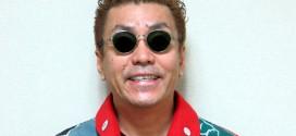 <私の恩人>嘉門達夫 名付け親は桑田佳祐さん 「サザン」の曲も好きに使っていいと許された