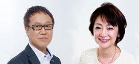 井上公造と長谷川まさ子が「爆笑!2019年 こうなる宣言」に出演!