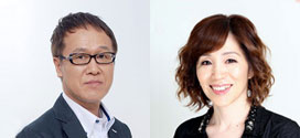 井上公造と駒井千佳子が「千鳥のドッカン!ジブン砲」に出演!