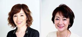 駒井千佳子と長谷川まさ子が「テッパンいただきます!」に出演!